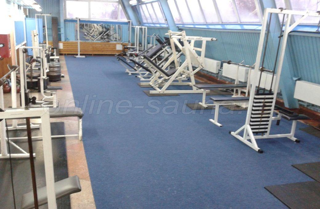 Ильинский, физкультурно-оздоровительный комплекс