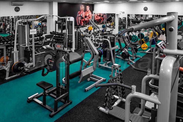 UNISPORTS, спортивный зал